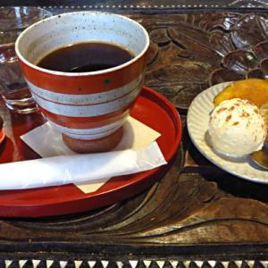 オリエンタル雑貨+カフェOraさんでスイーツ♪