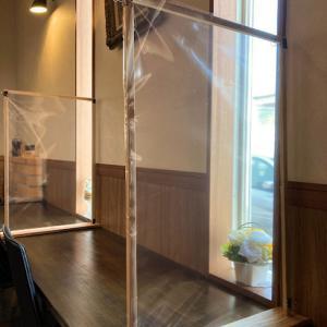 コロナ感染予防対策がパワーアップ!「cafe gaku」でランチ♪