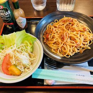 「cafe gaku」でパスタランチ♪