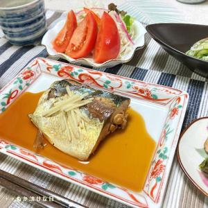 *メリ☆食* ごまさばの煮付けで夕食♪