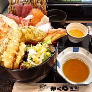 「かぐら寿司」でお得で満腹ランチ!