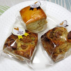 「jean scones」さんの発酵バターを使ったスコーンは美味♪