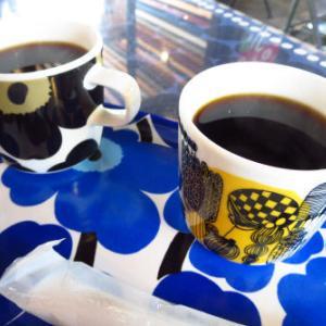 都田駅の「駅Café」でコーヒーたいむ♪