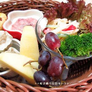 *メリ☆食* バスケットモーニング&「麹家の食べる甘酒」と「お菓子のKOGUMAのスコーン」