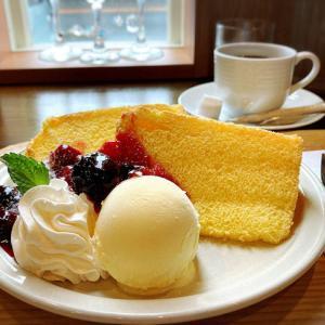 スイーツも美味しい「cafe gaku」