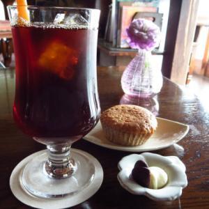 オリエンタル雑貨+カフェOraでコーヒーたいむ♪