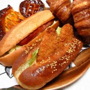 La gita(ラジータ)のパンでランチ♪