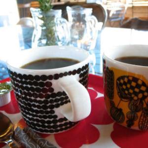 食後のコーヒーは駅Caféで