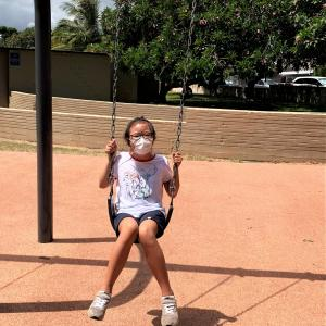 ダブルワーミー(泣き面に蜂)のハワイ