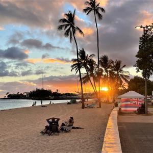 もどってきたハワイらしい時間