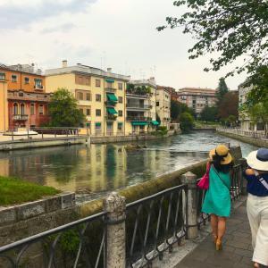 水の街トレヴィーゾ@イタリア