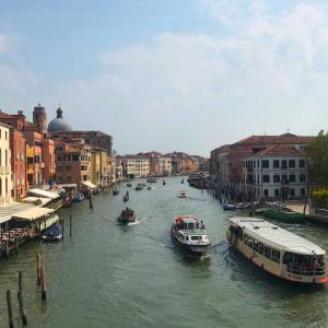水の都@ヴェネチアの散歩〜バンクシーに会いに♡〜