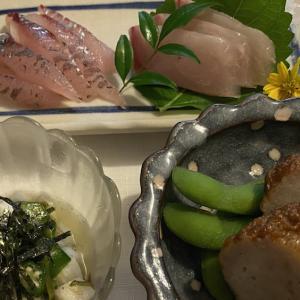 裏街道@屋久島の旅❹〜1日目の夕食〜
