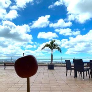 ワーケーション@沖縄の旅③〜ホテルのランチ〜