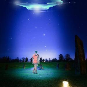 【必見!】撮影成功!UFOに遭遇✨