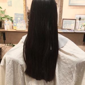 2回目のヘアドネーション