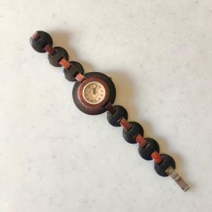 電池交換を断られる腕時計