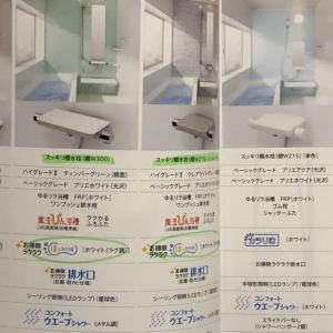 【お風呂のリフォーム】TOTOのsazana(サザナ)どのタイプにしよう?
