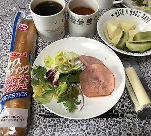 2019年02月02日の食事