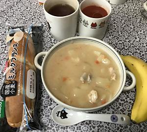 2019年02月03日の食事