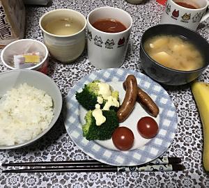 2019年02月04日の食事