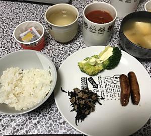2019年02月06日の食事
