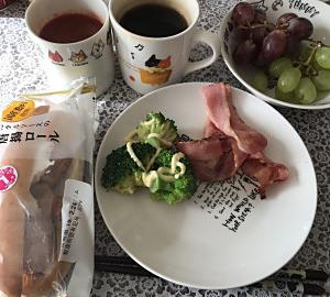 2019年02月24日の食事