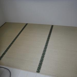 畳を床に替えたい。 ~  理由は 。