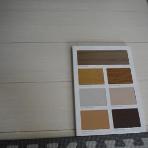 畳を床に替えたい。 ~  フローリング材貼り。