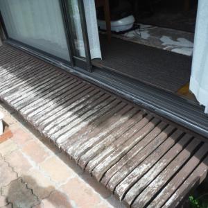 外壁塗替えとメンテナンス。 ~ 木部補修。