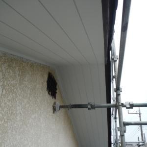 外壁塗替えとメンテナンス。 ~ 木部塗装。