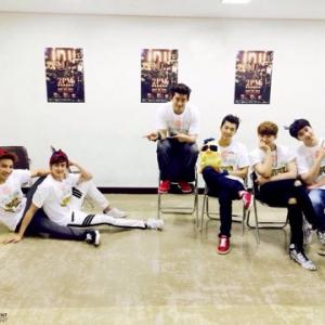 """2PM ARENA TOUR 2015 """"2PM OF 2PM""""in名古屋"""