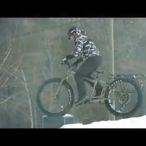 SNOW RIDE IN BANKEI @2018.04.08