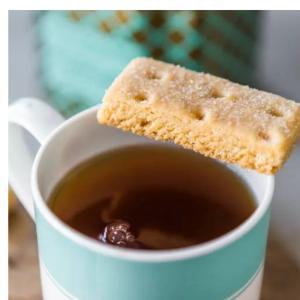 フォートナム&メイソンの提案する、紅茶とビスケットの関係