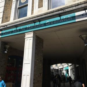 Asako's Tea Tour! グリニッジ海洋博物館で東インド会社について学ぶ