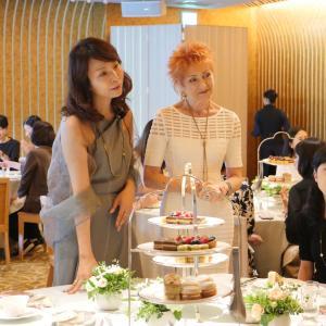 ティーアカデミージャパン 1周年記念パーティーを京都で