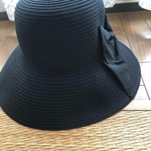 たためる帽子とフラ再開。