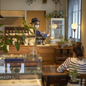 KALEIDO COFFEE ROASTERY(カレイドコーヒーロースタリー) ~コーヒーと気まぐれデザート~