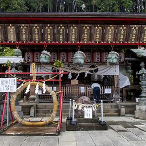 栃木市 大平山神社 ~紫陽花の名所~