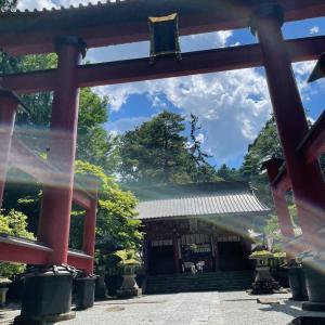 神社参拝と一泊旅のブログ