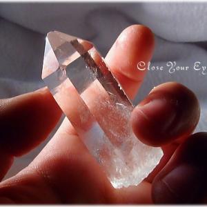 アーカンソー水晶ポイント