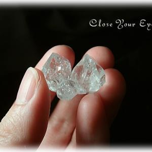 メキシコ産 エレスチャル水晶