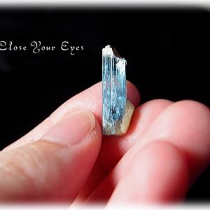 ナミビア産 アクアマリン結晶