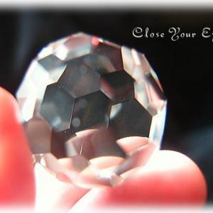 水晶 バッキーボール