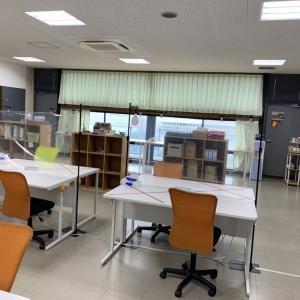 測定室&サポートルーム掃除