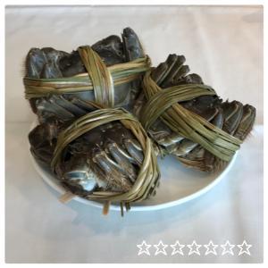 今年も上海蟹の季節がはじまってます!!