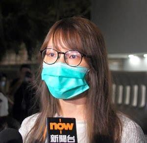 香港 民主の女神 周庭氏が逮捕されてしまった