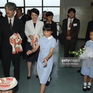 日本一強い女 皇嗣妃殿下の肖像41