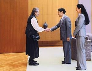 日本一運のいい女 雅子皇后の肖像90