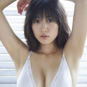 北向珠夕【B86 旭化成キャンペーンモデルのグラマラス水着画像】(5)